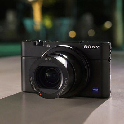 Sony Cyber-shot DSC-RX100 VA Digital Camera (PAL) ship from EU Nouveau