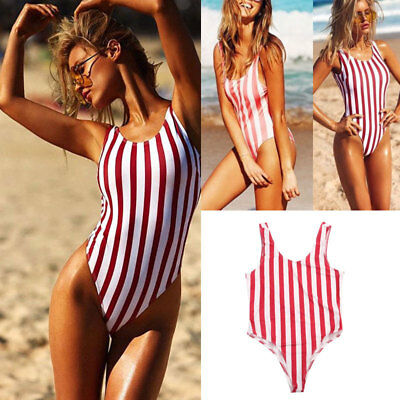 Women's One Piece Bandage Bikini Push Up Monokini Swimsuit Bathing Suit Swimwear