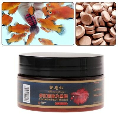 Aquarium Fish Food Tablet Astacin Shrimp Feeding Fish Tank Tropical Catfish Pill