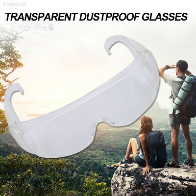 Windproof Protective Glasses Eye Protective Tools Clear Safety Goggles