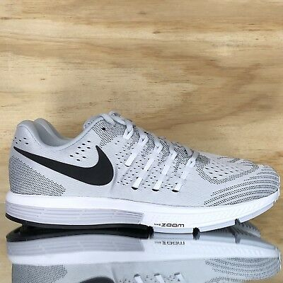 b6c5acac38e9 Nike Air Zoom Vomero 11 Grey White Womens CrossFit Running Shoes 818100-002  Size