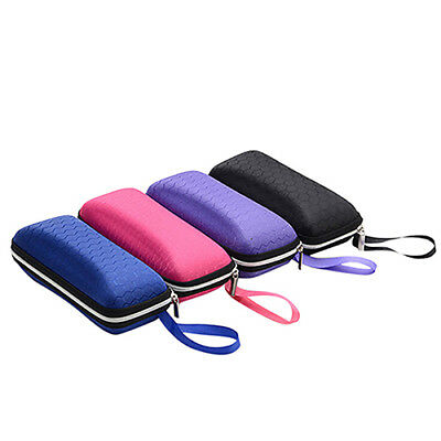 Sunglasses Eye Glasses Case Zipper Bodied Hard Protect Box Holder Gift Reliable