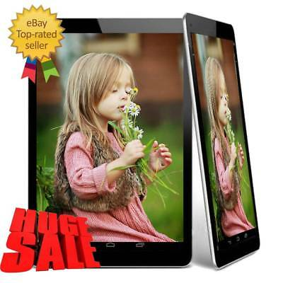 """16GB 10.1"""" inch Tablet PC Android 4.4 Kitkat Octa Core A83T 2.0GHz HDMI UK Stock"""