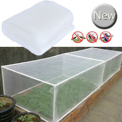 Plant Crops Protect Mesh Bird Insect Pest Animal Garden Net Netting Vegetables