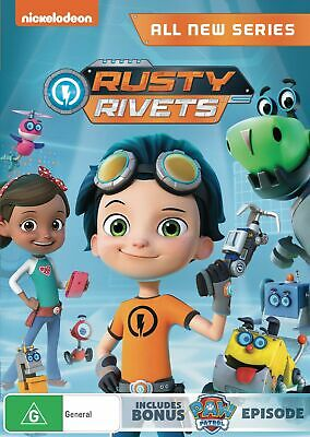 Rusty Rivets DVD Region 4 NEW
