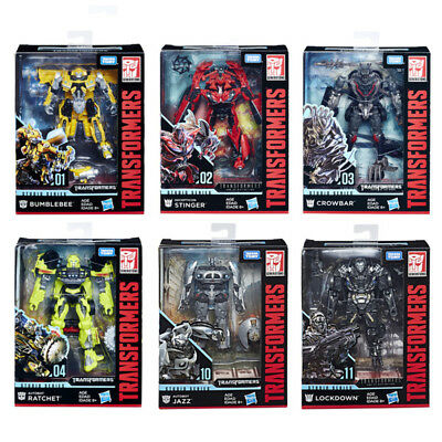 "Transformers Generations Studio Series Deluxe 5.5"" Figure Wav 1 Assorted"