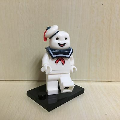 1X Ghostbusters Stay Puft Marshmallow Man Mini Figure Toy