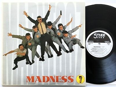 Madness - 7 LP   (Stiff Records  SEEZ 39)