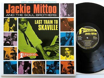 Jackie Mittoo & The Soul Brothers - Last Train To Skaville 2LP