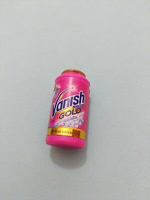 Coles Little Shop Mini Collectables Vanish Gold Bleach