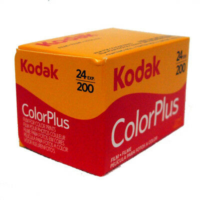 KODAK ColorPlus 200 24exp film - General Purpose Film