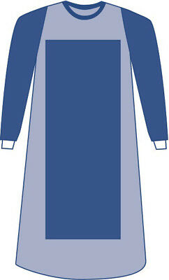 Sterile Poly-Reinforced Aurora Surgical Gown with Breathable Impe 1 EA