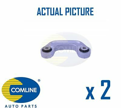 2 x NEW COMLINE FRONT DROP LINK ANTI ROLL BAR PAIR OE QUALITY CSL7129