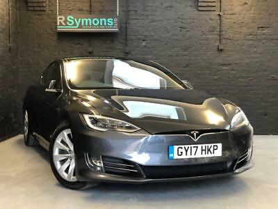2017 Tesla Model S 75D - AP2, Air susp, Glass roof, Premium