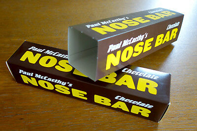PAUL McCARTHY, Chocolate Nose Bar, Expo World Exhibition 2000