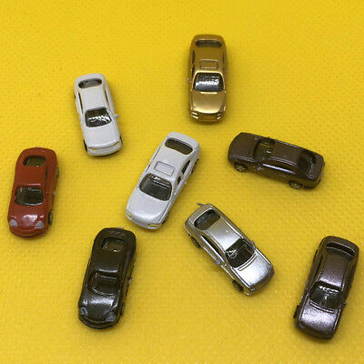 Model Cars Assorted Painted Suit 1:200 and Z scale Pack of 4