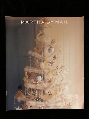 Martha By Mail catalog HOLIDAY 1998 Very Good Condition Decoration + Arts Crafts