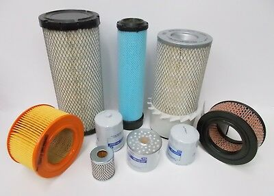 Air Fuel Oil Filter kits for Lister Petter TR2 TR3 TS2 TS3 engines