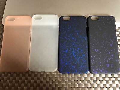 lot de 7 coque iphone 6