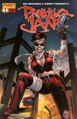 Painkiller Jane (Vol. 2) #1 Cover A Dynamite VF