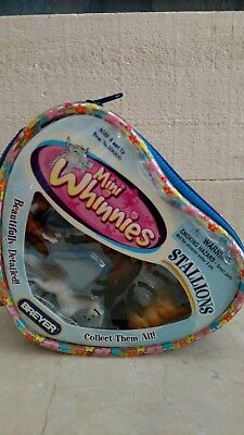 Mini Whinnies BREYER stallions