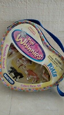 Mini Whinnies BREYER foals