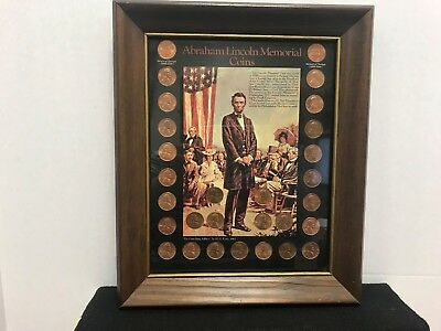 Abraham Lincoln Memorial Coins  29 Coins 1959-1971..See Pictures for more Info