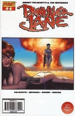 Painkiller Jane (Vol. 3) #2 Cover A Dynamite NM