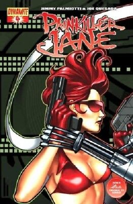 Painkiller Jane (Vol. 3) #4 Cover A Dynamite FN