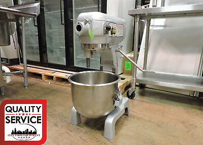 Thunderbird ARM-02 Commercial 20 QT Dough Mixer with 2 Attachments