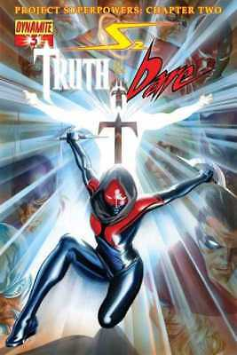Project Superpowers Chapter 2 #3 Truth & Dare Dynamite NM