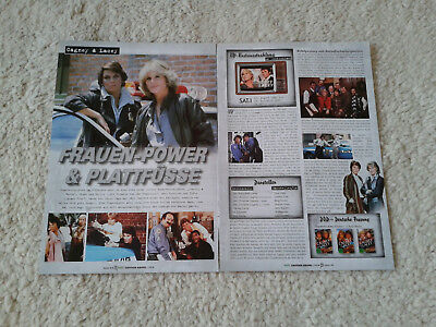 Sammlung  Berichte/Clippings   Serie   Cagney & Lacey   Tyne Daly