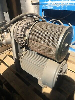 PAXTON CENTRIFUGAL Type Blower 275 CFM 15000 RPM 57 Inches H2O