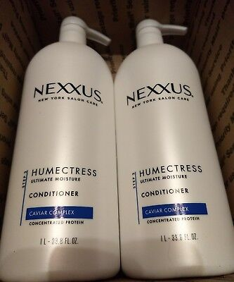 2 Nexxus Replenishing System Humectress Conditioner 33.8 Oz Each  - Aa 9641