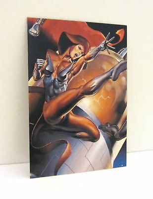 DC versus Marvel - Crimson Fox - Impact Limited Edition Subset - Nr.4 - Chase