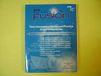 Science fusion holt mcdougal lot 7th grade books homeschool 1550 holt mcdougal science fusion texas texas assessment review and practice grade 8 fandeluxe Image collections