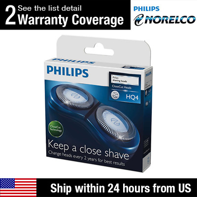 3PCS Philips Norelco HQ4 HQ3 HQ55 HQ5 Shaver Razor Head Blade Cutter Replacement