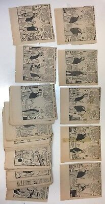 Room And Board 1947 Newspaper Comic Daily About 133 Strip/Panel Gene Ahern MH