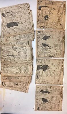 Room And Board 1943 1/1-11/29 Newspaper Comic Daily About 165 Strip/Panel MH
