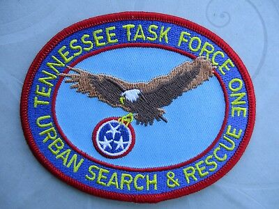 Abzeichen Urban Search And Rescue Tennessee Task Force One, SAR, Katastrophensch