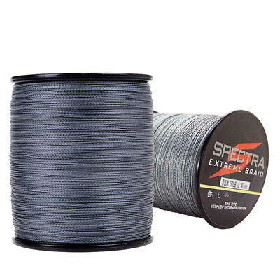 UK Stock 500M Sea Fishing Line Agepoch Super Strong Spectra Extreme PE Braided