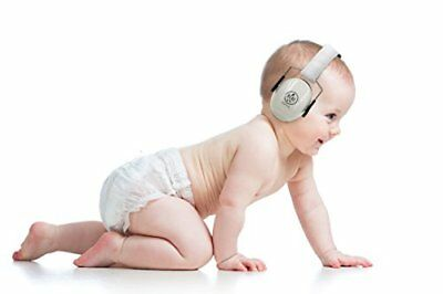 BEBE Muff Hearing Protection - BEST USA Certified Noise Reduction Ear Muffs,
