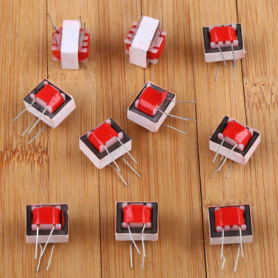 10X Audio Transformers 600 : 600 Europe 1:1 EI14 Isolation Transformer Ringing