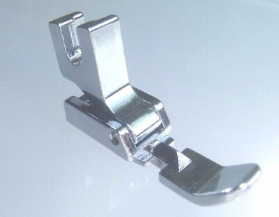 Narrow Zipper/piping Foot Low Shank Sewing Machines With Adjust. Needle Position