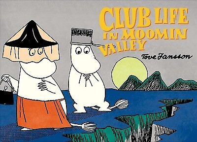 Club Life in Moomin Valley, Paperback by Jansson, Tove