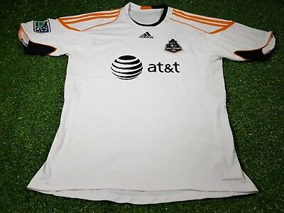 houston all star soccer 2010 united states mls football large mans adidas jersey