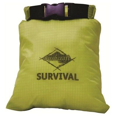 Bushcraft survivalset Lichtgewicht Survival Essential kit - 18-delig