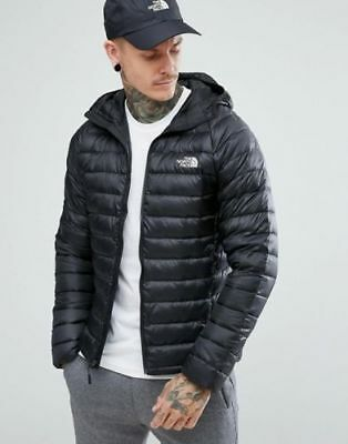 10617684faab The North Face Trevail 800 Hooded Lightweight Down Men s Jacket Size (S-Xl)