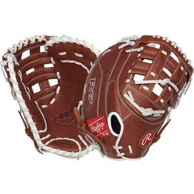 Rawlings R9 12.5 Inch Fastpitch First Base Glove Pro H