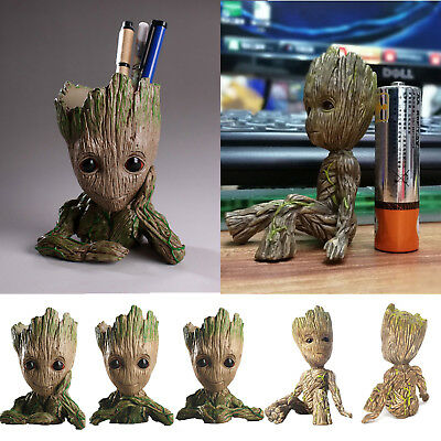Guardians Of The Galaxy 2 Marvel Baby Groot  Blumentopf Stifthalter Figuren 8CM